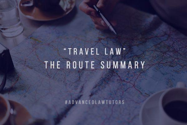 travel law