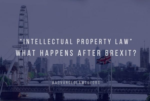 intellectual property law after brexit