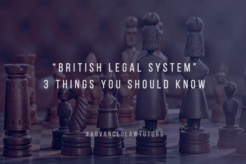 british legal system