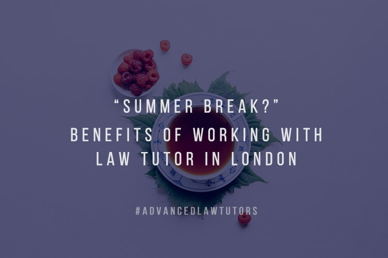 Benefits of Working with Law Tutor i