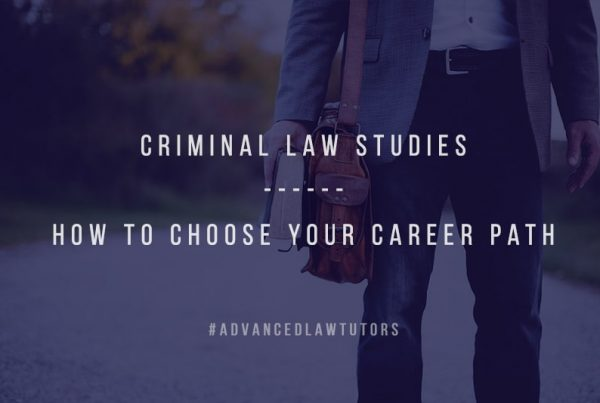 Criminal Law Studies