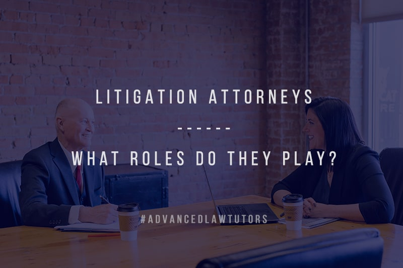 litigation attorney roles