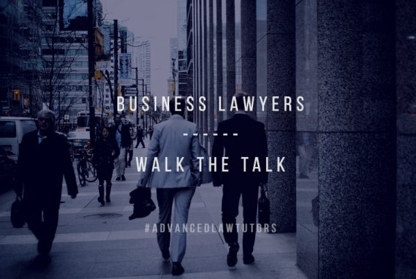 Business Lawyers - The importance