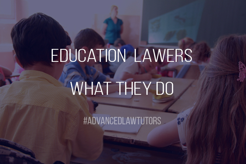 Education Lawyers: what they do?