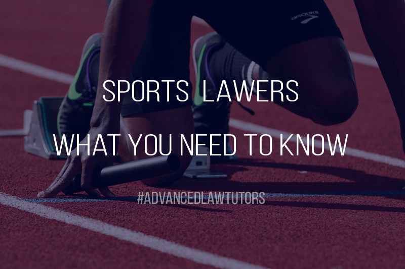 Sports Lawyers: what you need to know