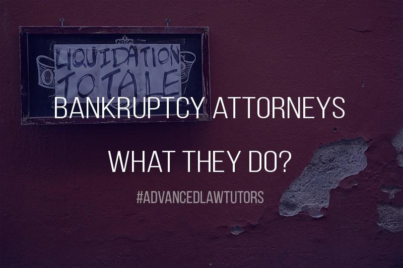 Bankruptcy Attorneys