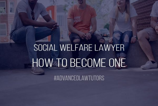 Social welfare lawyer UK