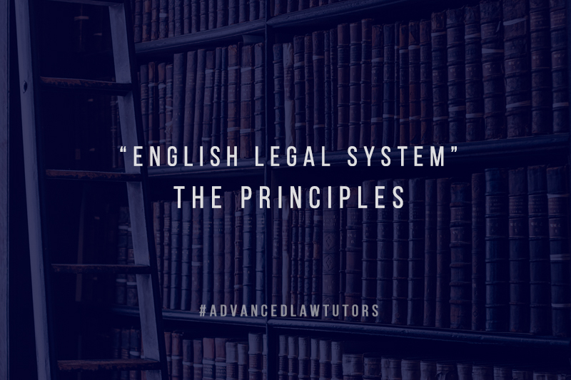 English-legal-system-principles