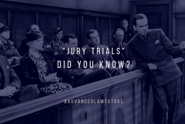 Jury Trials | What you need to know