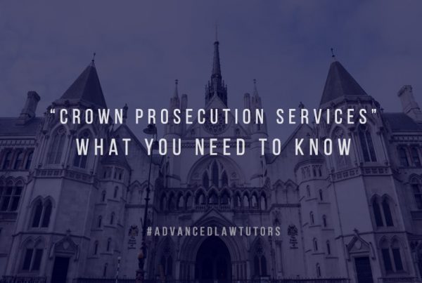 Crown Prosecution Services