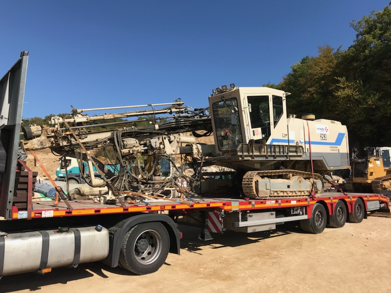 Drilling Machine starting its trip to Poland.jpg
