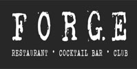 £5 cocktails between 5-7pm at Forge