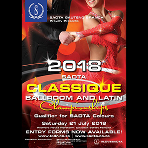10AM-12PM Classique Ballroom and Latin