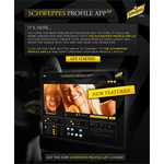 Schweppes profile app 2.0 new features