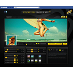 Schweppes profile app 2.0 example 