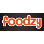 Foodzy logo - dark