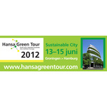 Hansa green tour banner