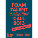 Poster foam talent call