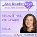 Logo Ask Dr. Love With Dr. Jamie Turndorf