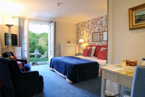 Hostellerie la Briqueterie - Chambre Deluxe