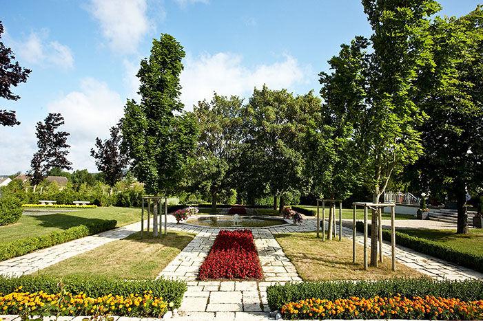 Hostellerie la Briqueterie - Jardin 2