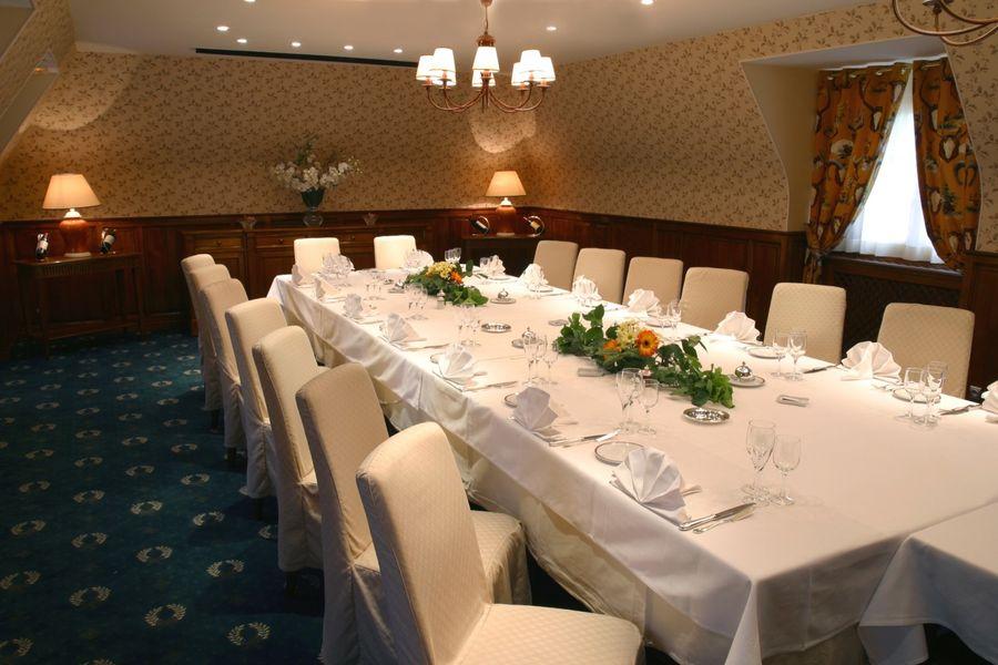 Hostellerie la Briqueterie - Salon Mathusalem 2