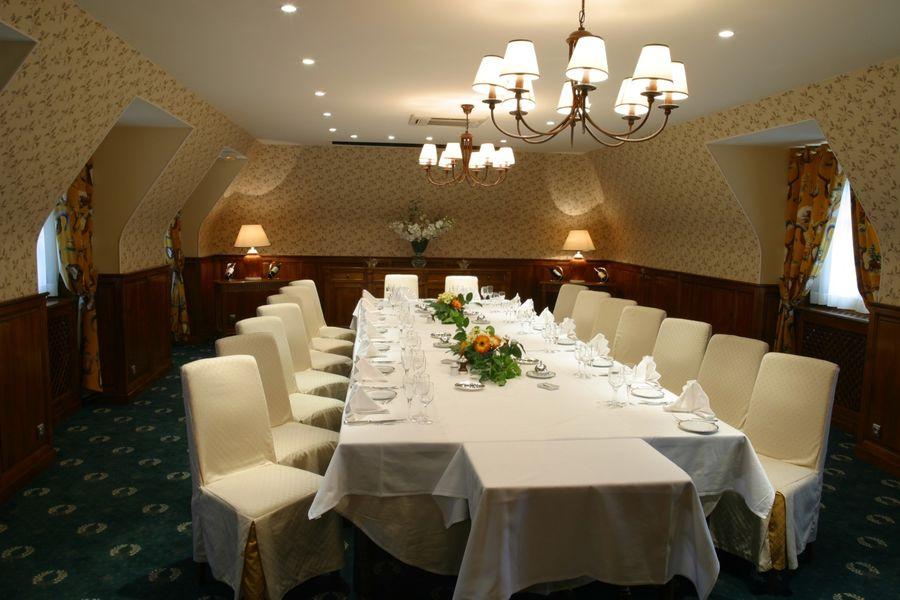 Hostellerie la Briqueterie - Salon Mathusalem