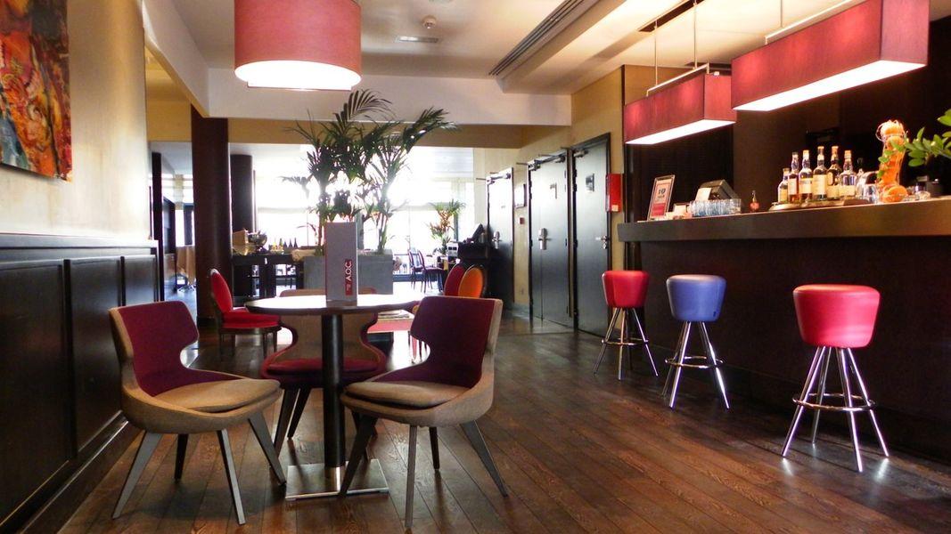 Radisson Blu Boulogne - Bar