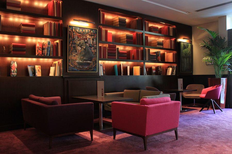 Radisson Blu Boulogne - Lounge