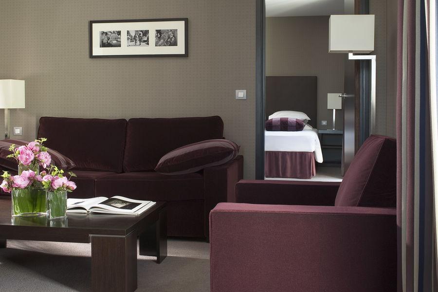 Radisson Blu Boulogne - Suite 2