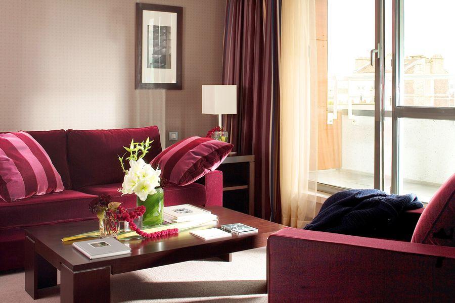 Radisson Blu Boulogne - Suite