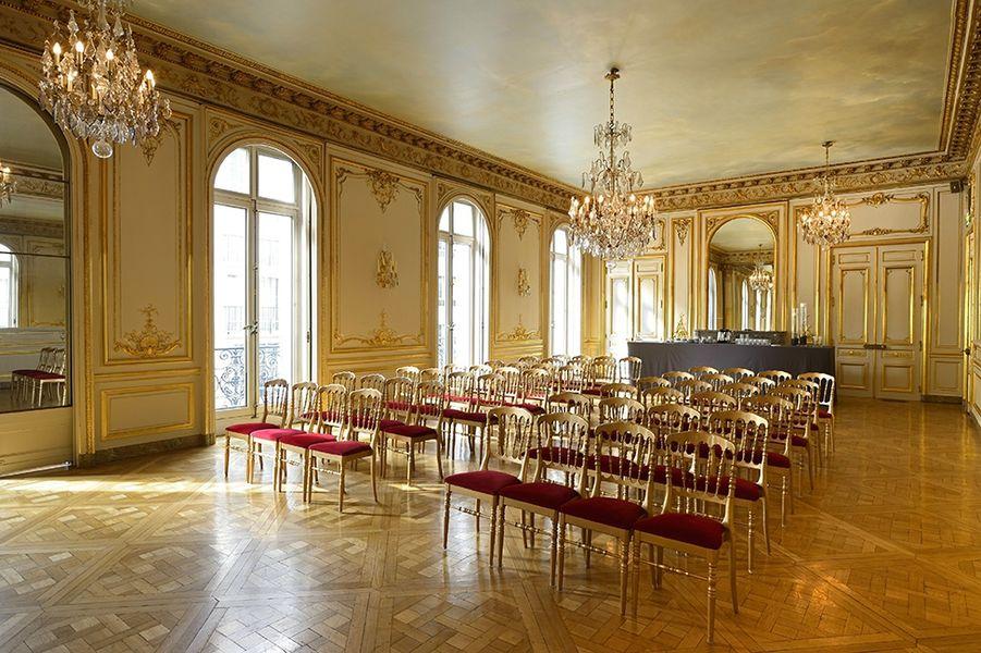 Maison des Centraliens - Cérémonie dans le Salon Empire