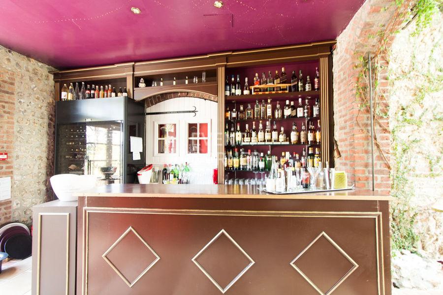 Domaine Saint-Clair Le Donjon - Bar
