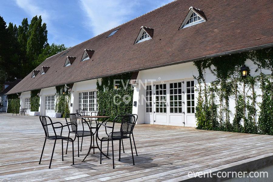 Domaine des Fontenelles - Terrasse