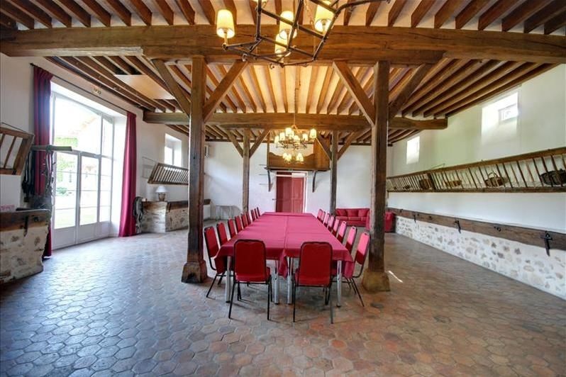 Ferme d'Orsonville - Salle du Palefrenier 2