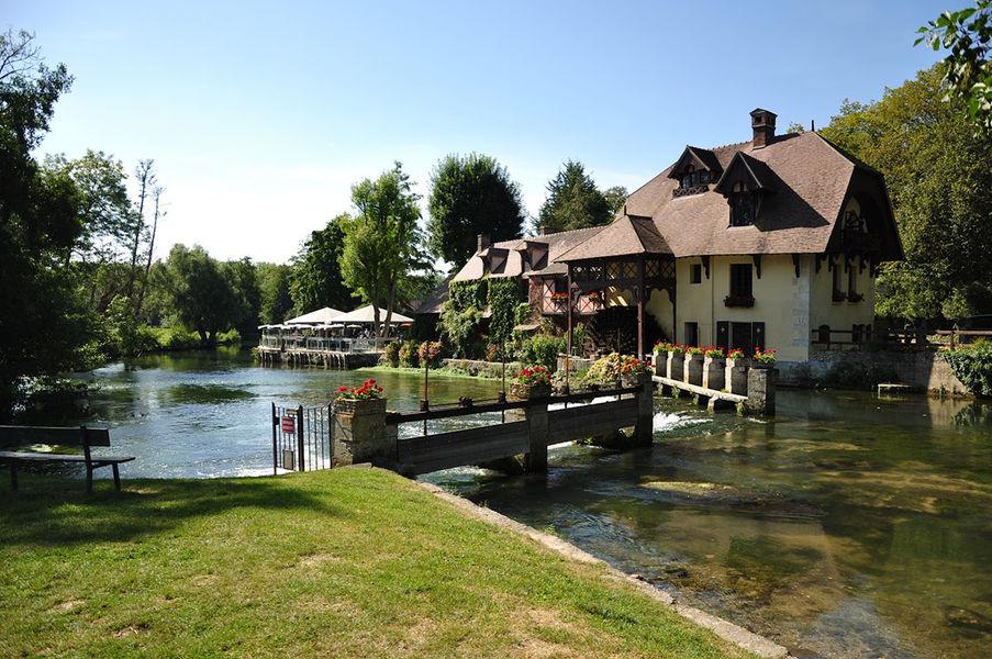 Moulin de Fourges - Domaine 6