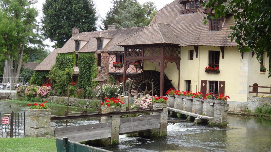 Moulin de Fourges - Moulin 89