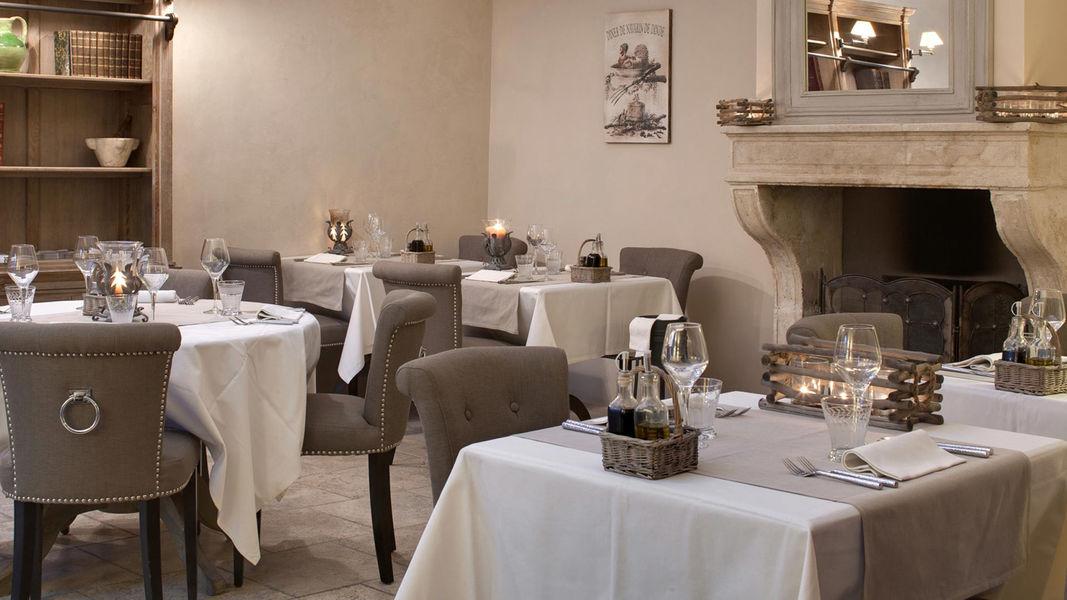 Mas de la Rose - Restaurant 4