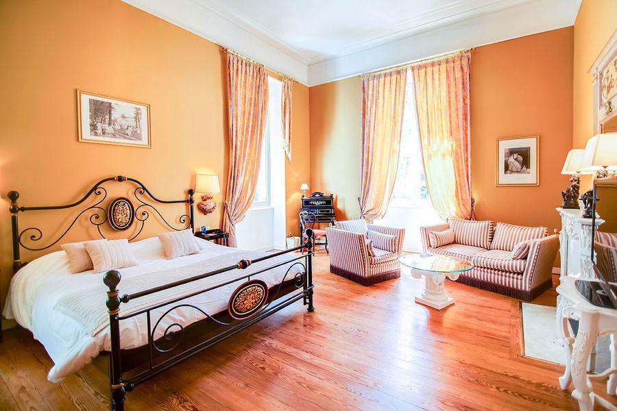Manoir de la Roseraie - Chambre Excellence Baccara