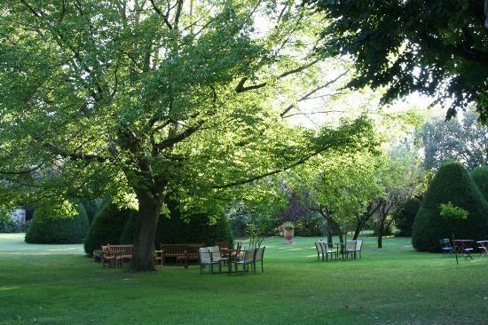 Manoir de la Roseraie - Parc 2
