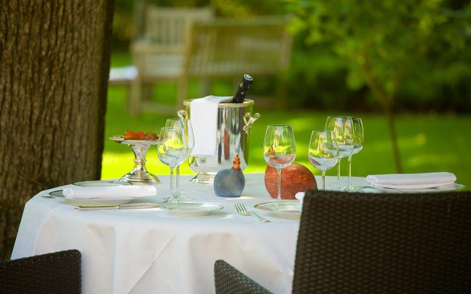 Manoir de la Roseraie - Table champêtre