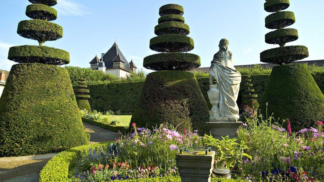 Château de Pizay - Jardins à la Française