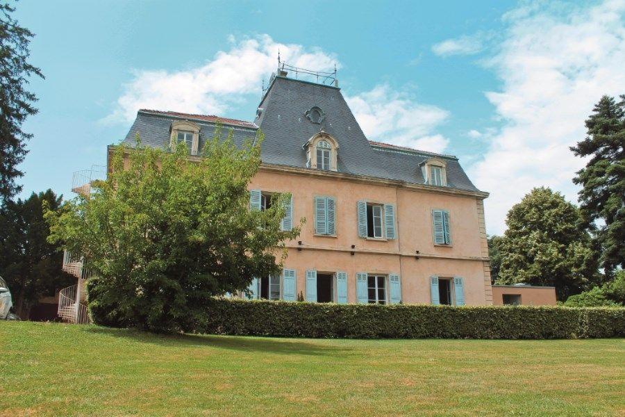 Domaine des Hautannes - Château