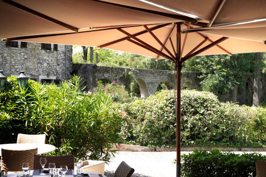 Chateau de la Bégude - Terrasse 1