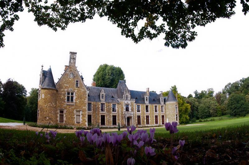 Château de Chéronne - Vue extérieure 5