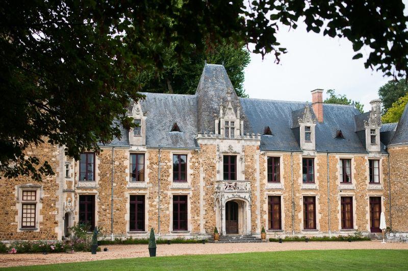 Château de Chéronne - Vue extérieure 4