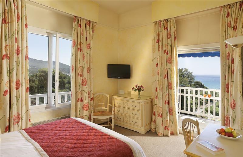 Grand Hotel Les Lecques - Chambre (1)