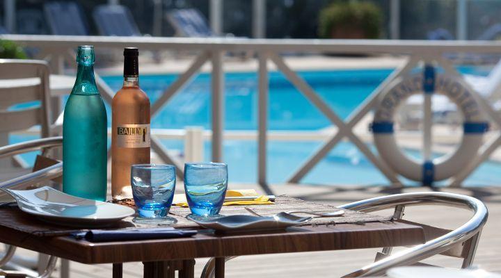 Grand Hotel Les Lecques - Piscine (2)