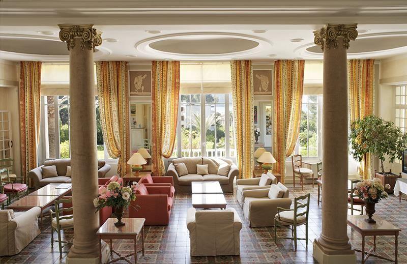 Grand Hotel Les Lecques - Salon