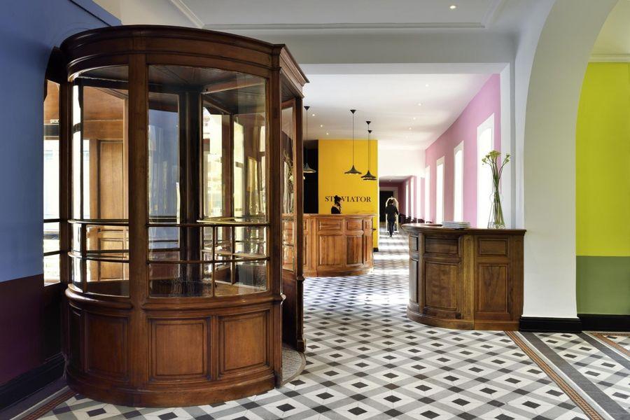 Hotel Jules Cesar - Hôtel (1)